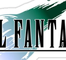 Final Fantasy 7 Sticker