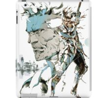 Metal Gear Solid 2: Sons of Liberty  iPad Case/Skin