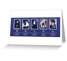 Everton FC - FA Cup Winners Greeting Card