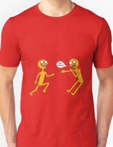Naked hypocrite  T-Shirt