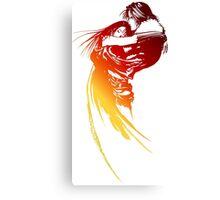 Final Fantasy 8 Logo Canvas Print