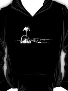 Mazooda_Island_White T-Shirt