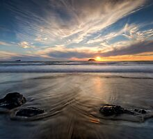 West Coast Sun Still Going Down by Michael Treloar
