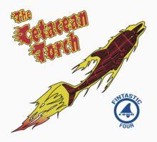 The Cetacean Torch Kids Clothes