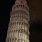 The Leaning Tower of Pisa by TigerOPC
