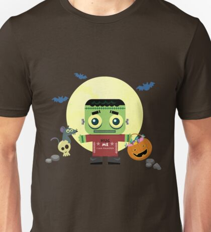 Frankie Goes to Halloween! Unisex T-Shirt