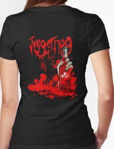 Juggernog Womens Fitted T-Shirt