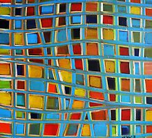 Abstract Cubes by Nasko .