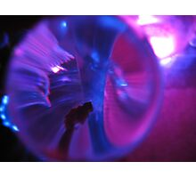 Playing In The Light Series - #3 Dimensions Of Ascension Photographic Print