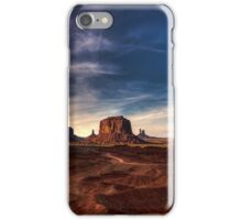 View From John Ford Point iPhone Case/Skin