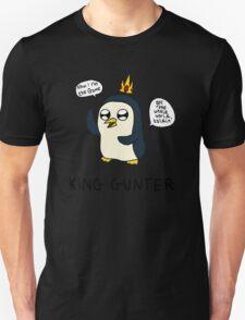 King Gunter (Adventure Time/Kendrick Lamar Mash Up) T-Shirt
