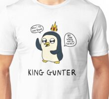 King Gunter (Adventure Time/Kendrick Lamar Mash Up) Unisex T-Shirt