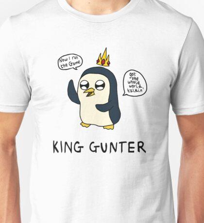 King Gunter (Adventure Time/Kendrick Lamar Mash Up) Unisex T-Shirt