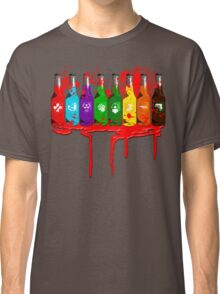 Perks all lined up and bloody Classic T-Shirt