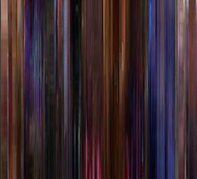 Moviebarcode: Eyes Wide Shut (1999) by moviebarcode