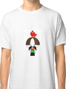 Mr Buddy in Love Classic T-Shirt