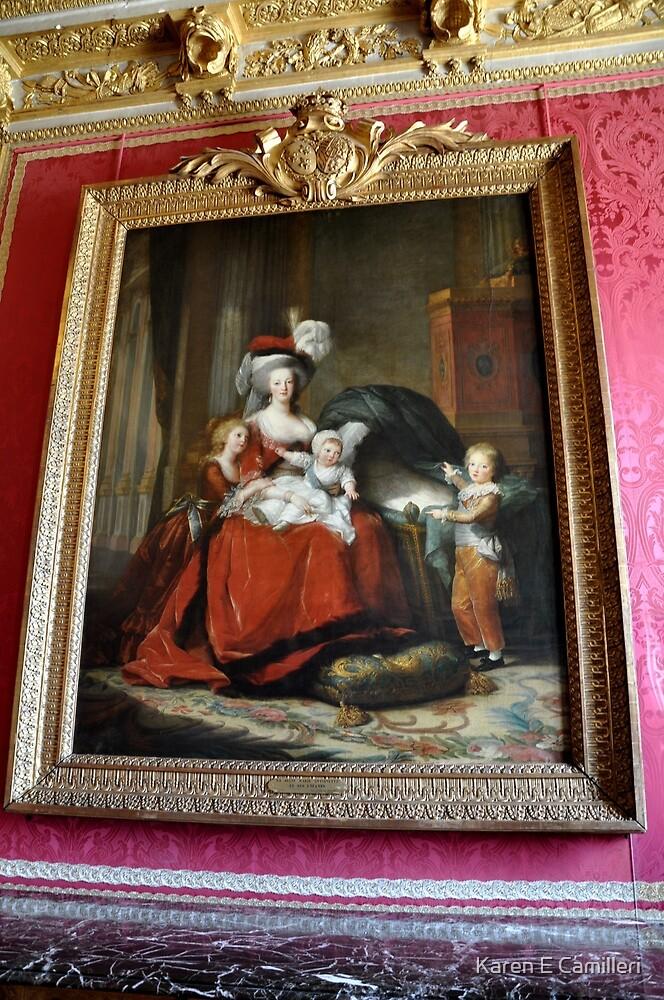 A Family Portrait by Karen E Camilleri