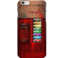 epic eight perks iPhone Case/Skin