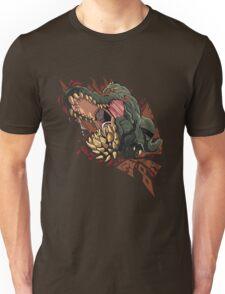 Picklesaurus Burst Unisex T-Shirt