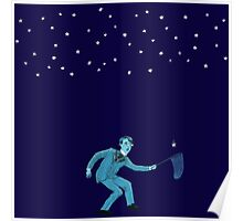 Yeats catches Falling Star Poster