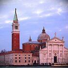 San Giorgio Maggiore, Venezia by Sunil Bhardwaj