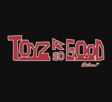 Toyz R So Good One Piece - Short Sleeve