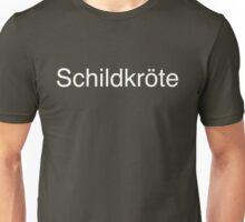 Schildkröte Unisex T-Shirt