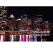 Brisbane River Photographic Print