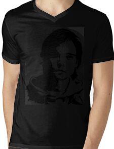 Andrew Lee Potts 2 Mens V-Neck T-Shirt