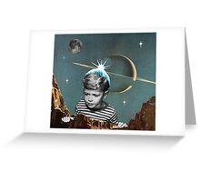 Curious George Greeting Card