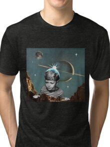 Curious George Tri-blend T-Shirt