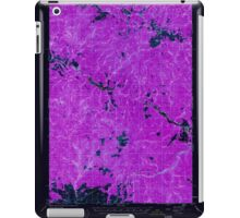USGS Topo Map Oregon Bates 282239 1951 62500 Inverted iPad Case/Skin