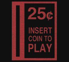 Arcade Coin-Op T-shirt by star-warrior