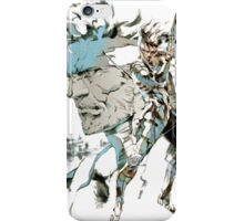 Metal Gear Solid 2: Sons of Liberty  iPhone Case/Skin