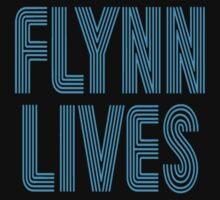 Flynn Lives by gleekgirl
