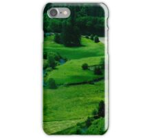 Over Tillamook Oregon iPhone Case/Skin