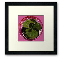 Lillyspherical Framed Print