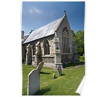 County Church, Cambridge Poster