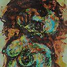 Nude, Bernard Lacoque-25 by ArtLacoque