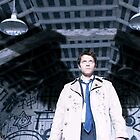 BAMF Castiel by ClaireBrink