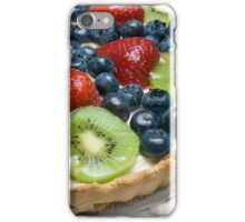 Fruit Tart (Recipe in desciption) iPhone Case/Skin