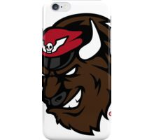 Shadaloo Bison logo iPhone Case/Skin