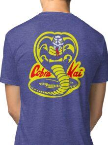 Cobra Kai Karate Dojo Tri-blend T-Shirt