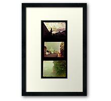 Village TTV Framed Print
