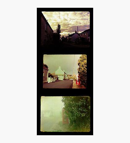 Village TTV Photographic Print