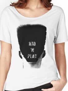 Kid N Play T-shirt Women's Relaxed Fit T-Shirt