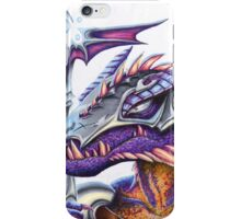 Warrior Dragon iPhone Case/Skin