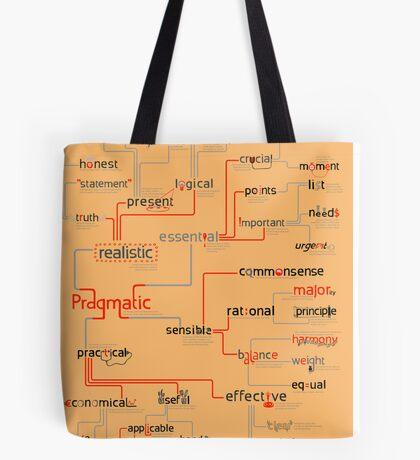 Pragmatic Tote Bag