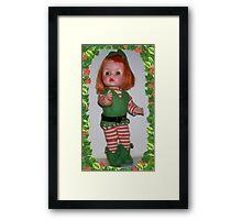 "My 1958 Arranbee ""Lil Imp"" Doll Framed Print"