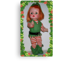 "My 1958 Arranbee ""Lil Imp"" Doll Canvas Print"